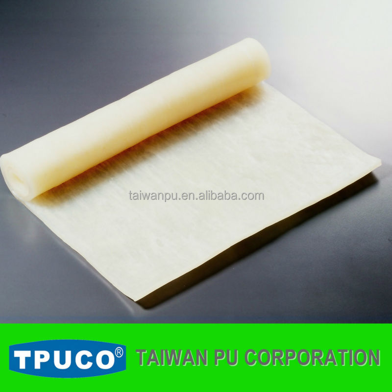 TPUCO high quality making of oil seal urethane rubber