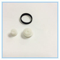 Copier gear DC400 401 timing belt and gear