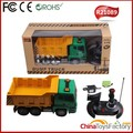 R21089 1:18 Scale 5 Channel Transport Remote Control Truck Trailer RC Model Construction