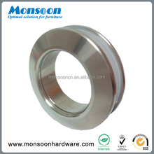 Stainless steel circle pull handle for sliding glass door