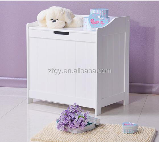 Hot sale wooden toy storage box for children