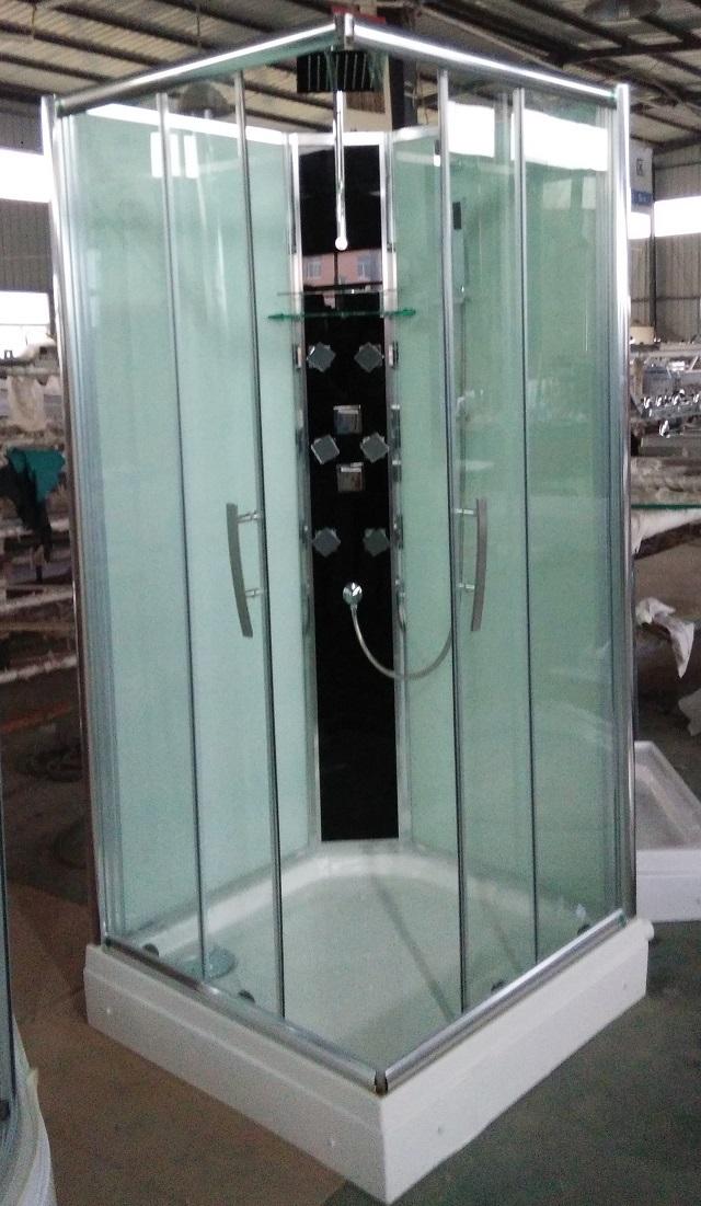 Temporary Shower Enclosures : Wholesale steam room glass door online buy best