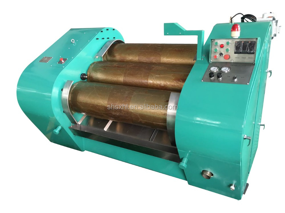 High quality three roller mill