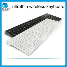 scissor structure standard 2.4g wireless keyboard for pc laptop