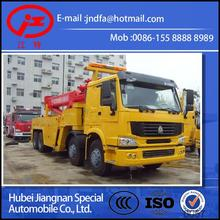 HOWO 8X4 SINO TRUCK rotator recovery truck for sale Steyr EURO3 EURO4
