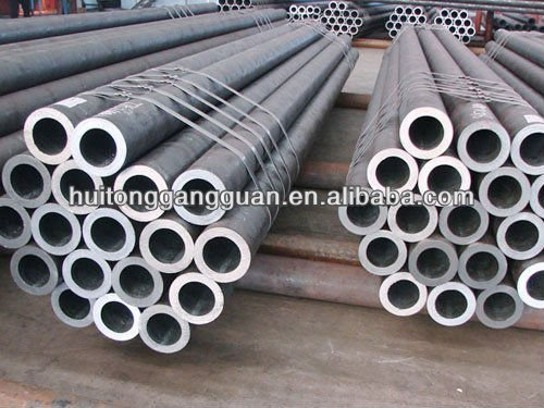 offer good quality manufacture product bs 3601 cement lined carbon seamless steel pipe from huitong