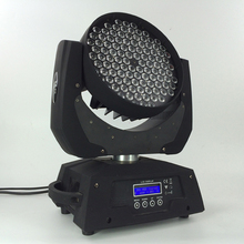 new product 2015 on niche market 108*3w rgbw zoom LED Moving head light disco lighting