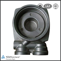 Car parts supplier spheroidal graphite cast iron casted iron