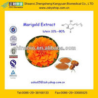 100% Natural Marigold Flower Extract Lutein
