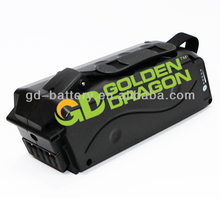 36v lithium ion battery pack for Bosch ebike