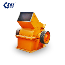 Single stage limestone hammer crusher