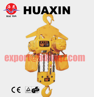 2000 Kgs electrical chain hoists with suspension hook
