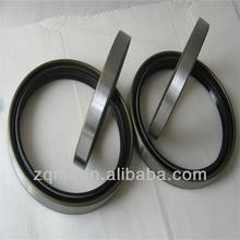 Hydraulic rubber+metal sealing manufacture