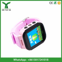 2016 trendy kids watches cheap price gsm sos wrist watch phone