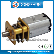 DS-12SSN20 9v 12mm 120rpm N20 mini dc spur geared motor