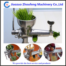 Wheat grass juicing machine portable pomegranate pineapple juicer