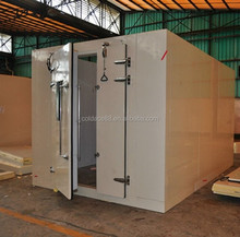 Customize Walk in Cold Room for Meat/Sea Food Cold Storage equipment ,evaporation cooling panels