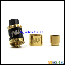 Metal electronic cigarette spare parts,cnc metal smoking pipes,