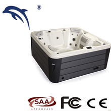 Hot tubs spa massage fuctions hot sale product outdoor hydrotherapy pool with SAA/CE/FCC approved massage hot tubs