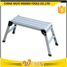 Aluminium Folding Work Bench Stool Ladder