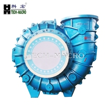 FGD Centrifugal wet or semidry cirulation limestone Pump Gas cooling slurry pump