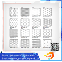 Sincere AnPing county decorative metal perforated sheets/perforated metal ceiling