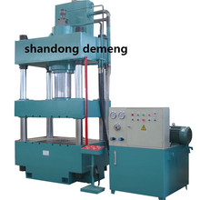 Direct selling pressure die door double action electric vertical hydraulic press