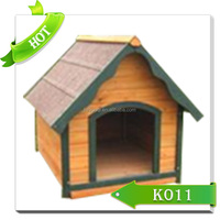 2015 handmade dog house factory price with high quality and popular style