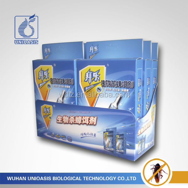 China manufacturer of cockroach killer,Environmental insect pest cockroach gel