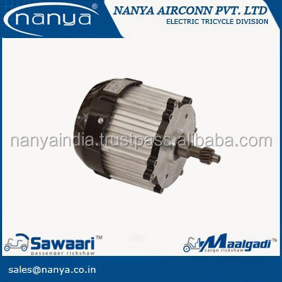 cheap price 48v,850w yufeng type brushless dc motor