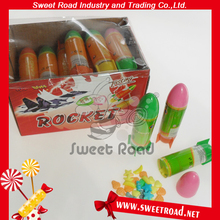 Multi-Colored Sweet Rocket Press Candy