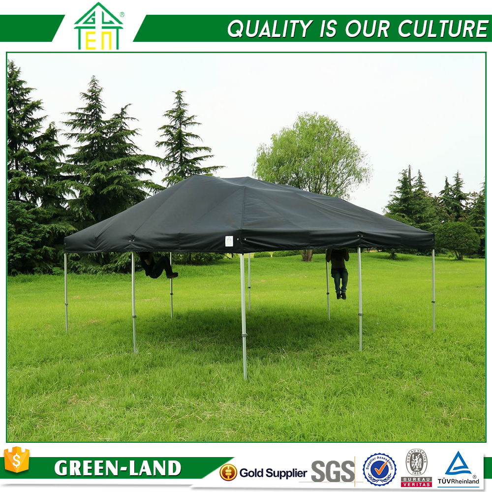 Cheapest Pop Up Displaly Gazebo Flat Roof Garden Outdoor Tent