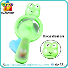 Promotion cheap plastic small powerful toy fan for sale