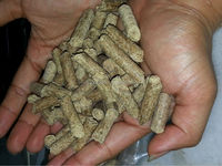 Wood Pellet (Mix Rice Husk) for Biomass fuel