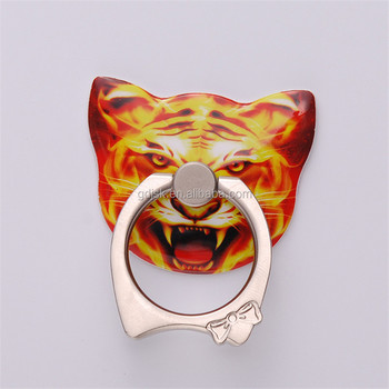 2018 promotional items CAT SHAPE ring finger holder