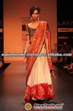 HOT BRIDAL WEDDING SAREE Customised