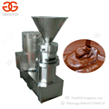 Factory Supply Almond Butter Grinding Fruit Jam Maker Sesame Dates Chocolate Paste Making Machine