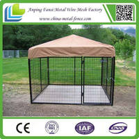 modular custom made dog kennels with wheels