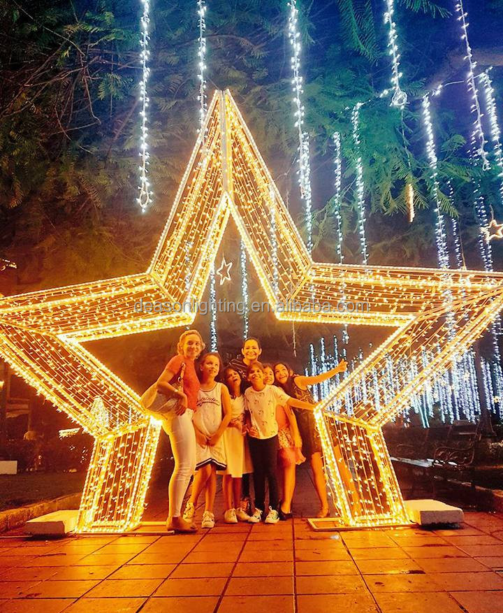 giant outdoor led christmas star buy outdoor christmas decorations starlarge christmas starled star light product on alibabacom