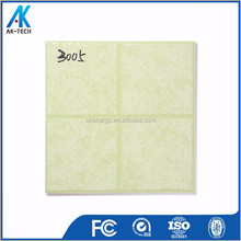 mirage house floor tile , green color ceramic tile factory