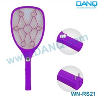 WN-RS21 ABS Rechargeable Mosquito Bat with LED