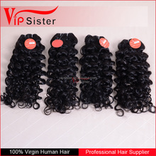 Wholesale Grade 8A 18 Inch Brazilian Loose Deep Natural Wave Hair Weave Indian Sex and Long Hair