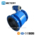 Digital water electromagnetic flow meter sewage magneticflowmeter with flange electronic