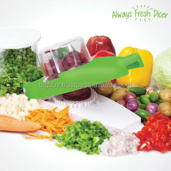 Always Fresh Dicer Vegetable Chopper