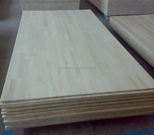 Wood finger jointed board / pinus radiata finger-joint board for making furniture
