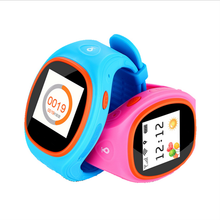 GPS smart watch kids tracking online android smartphone