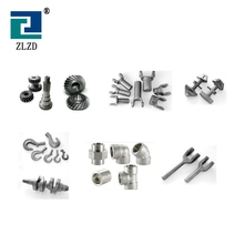 Customized High Precision Steel Forged products For Machinery Parts