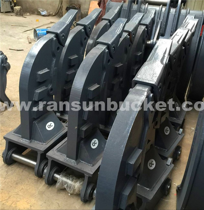 RSBM A most competitive equipment manufacturing industry Q345B 12t Excavator new ripper shanks for sale
