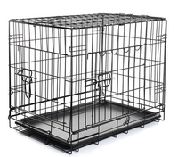 hot sale suguan outdoor folding metal pet dog cat chicken bird rabbit cage / animal crate (Made In China, Manufacturer)