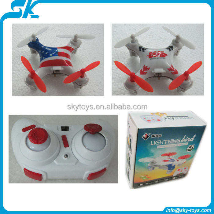 2014 newest toy mini 2.4G 4ch 6axis nano RC UFO rc drone quadcopter